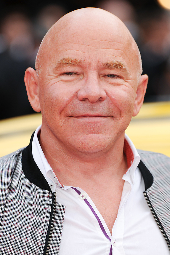 """Dominic Littlewood<br /> attending the premiere of """"Logan Lucky"""" at the Vue West End, Leicester Square, London. <br /> <br /> <br /> ©Ash Knotek  D3295  21/08/2017"""