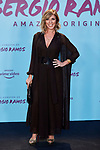 "Eva Isanta attends to ""El Corazon De Sergio Ramos"" premiere at Reina Sofia Museum in Madrid, Spain. September 10, 2019. (ALTERPHOTOS/A. Perez Meca)"