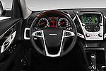 Car pictures of steering wheel view of a 2016 GMC Terrain Denali 5 Door SUV Steering Wheel