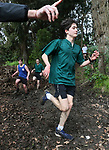 Kings College Inter-house Cross Country Champs, Kings College, Auckland, Monday 16 August 2021. Photo: Simon Watts/www.bwmedia.co.nz