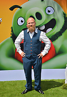 """LOS ANGELES, USA. August 10, 2019: Thurop Van Orman at the premiere of """"The Angry Birds Movie 2"""" at the Regency Village Theatre.<br /> Picture: Paul Smith/Featureflash"""