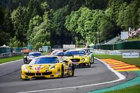 #50 SPIRIT OF RACE (CHE) FERRARI 488 GT3 PASIN LATHOURAS (THA) MICHELE RUGOLO (ITA) ALESSANDRO PIER GUIDI (ITA) PRO CUP