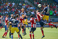 Chivas USA vs. New York Red Bulls, August 25, 2013