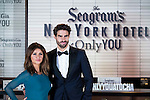 Monica Cruz and Juan Betancourt attends to the inauguration party of the Seagram's New York Hotel at Only You in Madrid, Spain. November 30, 2016. (ALTERPHOTOS/BorjaB.Hojas)