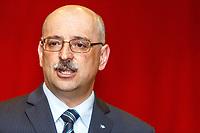 Richard Merlini, PLQ, 2014<br /> <br /> PHOTO :  Agence Quebec Presse