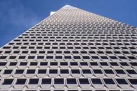 San Francisco, California, Transamerica Building.