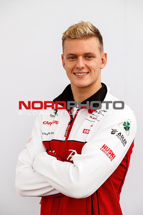 10.10.2020, Nürburgring, Nürburg, Formula 1 Aramco Grosser Preis der Eifel 2020<br /> , im Bild<br />Mick Schumacher (Alfa Romeo Racing ORLEN)<br /> <br /> Foto © nordphoto / Bratic