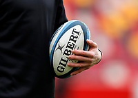 6th February 2021; Brentford Community Stadium, London, England; Gallagher Premiership Rugby, London Irish versus Gloucester; Gallagher Premiership Rugby ball