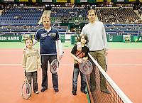 23-2-08, Netherlands, Rotterdam,  ABNAMROWTT 2008, 35 seconds of fame