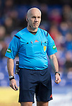 Ross County v St Johnstone…..30.04.16  Global Energy Stadium, Dingwall<br />Referee Stephen Finnie<br />Picture by Graeme Hart.<br />Copyright Perthshire Picture Agency<br />Tel: 01738 623350  Mobile: 07990 594431