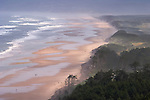 Oregon Coast view from Anderson Viewpoint on Cape Lookout..#06061779