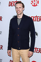 HOLLYWOOD, CA - JUNE 15: Teddy Sears arrives at the premiere screening of Showtime's 'Dexter' Season 8 at Milk Studios on June 15, 2013 in Hollywood, California. (Photo by Celebrity Monitor)