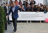 Director Oliver Stone arrives to Maria Cristina Hotel to attend the 61 San Sebastian Film Festival, in San Sebastian, Spain. September 20, 2013. (ALTERPHOTOS/Victor Blanco) /NortePhoto
