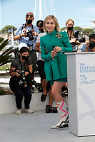 """CANNES, FRANCE - JULY 14: Maria Bakalova attends the """"Women Do Cry"""" photocall during the 74th annual Cannes Film Festival on July 14, 2021 in Cannes, France. <br /> CAP/GOL<br /> ©GOL/Capital Pictures"""