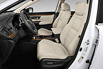 Front seat view of 2020 Honda CR-V Touring 5 Door SUV Front Seat  car photos