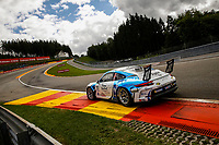August 29th 2020, Spa-Francorchamps, Belgium; Porsche Mobil 1 Supercup Racing;  20 Roar Lindland N, Pierre Martinet by Almeras
