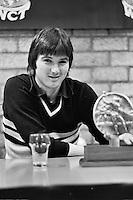 1978, ABN tennis, Winnaar Jimmy Connors