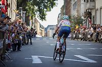 Joscelin Lowden (GBR/Drops LeCol)<br /> <br /> Women Elite – Road Race (WC)<br /> Race from Antwerp to Leuven (157.7km)<br /> <br /> ©kramon