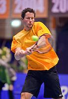 15-12-10, Tennis, Rotterdam, Reaal Tennis Masters 2010,   Jasper Smit