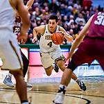 2018-12-08 NCAA: Harvard Crimson at Vermont Men's Basketball