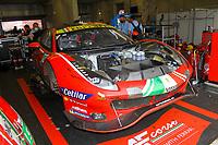 #51 AF CORSE ITA LMGTE Pro/Ferrari 488 GTE EVO Alessandro Pier Guidi (ITA)/James Calado (GBR)/Côme Ledogar (FRA)
