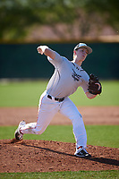 Daniel Flier during the Under Armour All-America Tournament powered by Baseball Factory on January 19, 2020 at Sloan Park in Mesa, Arizona.  (Zachary Lucy/Four Seam Images)