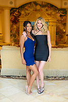 LAS VEGAS, NV - July 15, 2021: Katie Morton and Hannah Godwin pictured in a Villa at Westgate Las Vegas Resort & Casino in Las Vegas, NV on July 15, 2021. <br /> CAP/MPI/GDP<br /> ©GDP/MPI/Capital Pictures