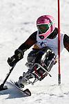 IPC World Cup Skiing 2013 - Slalom