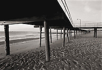 Boardwalk along beach<br />