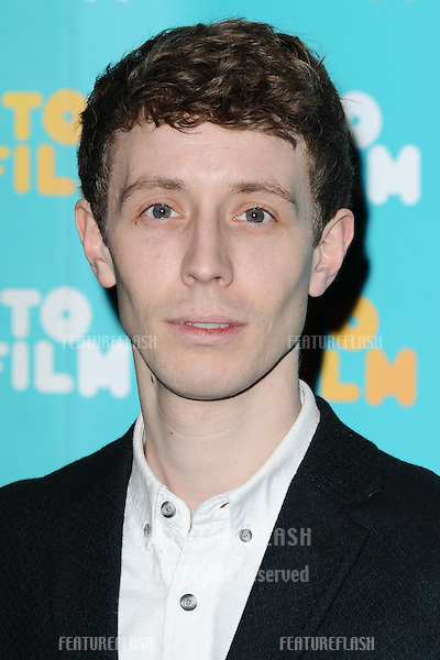 Matt Edmondson arrives for the Into Film Awards 2015 at the Empire Leicester Square, London. 24/03/2015 Picture by: Steve Vas / Featureflash