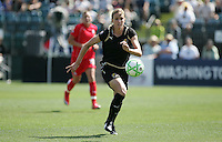 Leigh Ann Robinson. Washington Freedom defeated FC Gold Pride 4-3 at Buck Shaw Stadium in Santa Clara, California on April 26, 2009.
