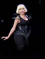 SMG_Nicki Minaj_Veterans Memorial_072311_01.JPG<br /> <br /> NOTE: DO NOT GIVE AGENCY OR PHOTOG PHOTO CREDIT -  NO WEB USAGE<br /> <br /> JACKSONVILLE,  FL - JULY 23: Nicki Minaj performs at the Britney Spears Femme Fatale tour at Veterans Memorial Arena.  on July 23, 2011 in Jacksonville,  Florida.  (Photo By Storms Media Group)<br /> <br /> People:   Nicki Minaj<br /> <br /> Must call if interested<br /> Michael Storms<br /> Storms Media Group Inc.<br /> 305-632-3400 - Cell<br /> 305-513-5783 - Fax<br /> MikeStorm@aol.com