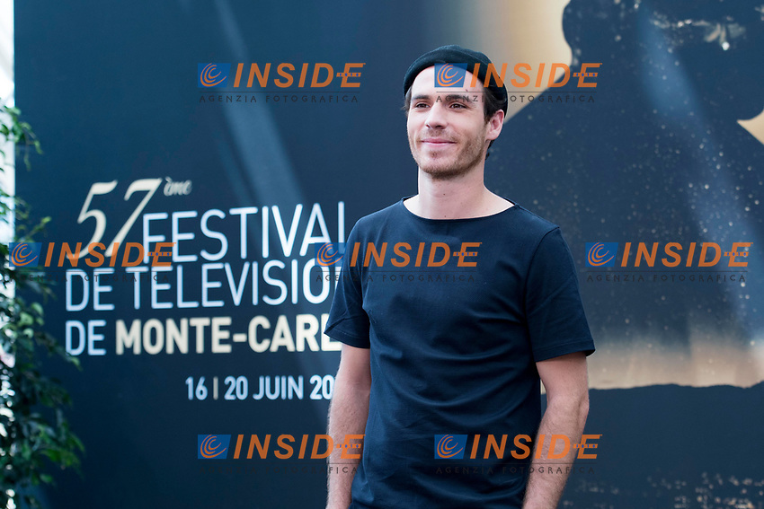 Axel Huet (En Famille) Monaco - 17/06/2017<br /> 57 festival TV Monte Carlo <br /> Foto Norbert Scanella / Panoramic / Insidefoto