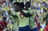 Colombia (COL) vs Panama (PAN), Bogota, 03-06-2019