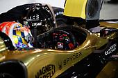 2017 IndyCar Media Day - Track Action<br /> Phoenix Raceway, Arizona, USA<br /> Friday 10 February 2017<br /> James Hinchcliffe<br /> World Copyright: Michael L. Levitt/LAT Images<br /> ref: Digital Image levitt-ICS-phxt_15349