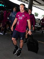 11th October 2020; Sky Stadium, Wellington, New Zealand;  All Blacks Damian McKenzie. New Zealand All Blacks v Australia Wallabies, 1st Bledisloe Cup rugby union test match