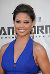 Vanessa Minnillo at The Premiere Of DreamWorks & Paramount's Transformers 2: Revenge Of The Fallen held at The Mann's Village Theatre in Westwood, California on June 22,2009                                                                     Copyright 2009 DVS / RockinExposures