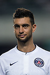 Pastore of  Paris Saint-Germain looks during Kitchee SC vs Paris Saint-Germain during the The Meeting of Champions on July 29, 2014 at the Hong Kong stadium in Hong Kong, China.  Photo by Aitor Alcalde / Power Sport Images