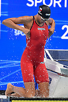SEEMANOVA Barbora CZE <br /> 200 Freestyle Women Final Gold Medal<br /> Swimming<br /> Budapest  - Hungary  20/5/2021<br /> Duna Arena<br /> XXXV LEN European Aquatic Championships<br /> Photo Andrea Staccioli / Deepbluemedia / Insidefoto<br /> <br /> during the XXXV LEN European Aquatic Championships in Duna arena, Budapest, May 20th, 2021. XXXX placed xxx.