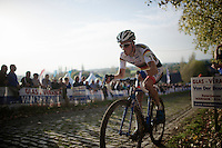 Philipp Walsleben (BKCP-Powerplus)<br /> <br /> Koppenbergcross 2014
