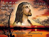 Alfredo, EASTER RELIGIOUS, OSTERN RELIGIÖS, PASCUA RELIGIOSA, paintings+++++,BRTOLP8474,#er# Jesus