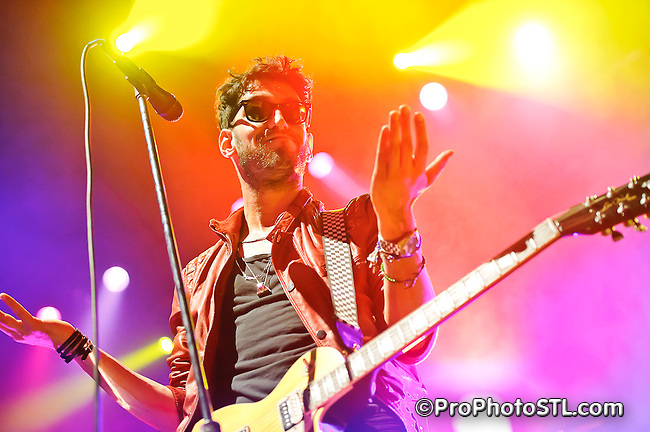 Chromeo in concert at The Pageant in St. Louis, MO on Oct 24, 2011.