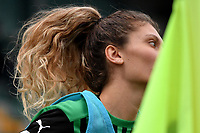 Michela Cambiaghi of Sassuolo warms up during the women Serie A football match between US Sassuolo and Hellas Verona at Enzo Ricci stadium in Sassuolo (Italy), November 15th, 2020. Photo Andrea Staccioli / Insidefoto