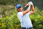 Action during Round 1 of the UBS Hong Kong Golf Open 2011 at Fanling Golf Course in Hong Kong on 1st December 2011. Photo © Andy Jones / The Power of Sport Images