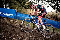 Pim Ronhaar (NED/Pauwels Sauzen-Bingoal)<br /> <br /> Koppenbergcross 2020 (BEL)<br /> <br /> ©kramon