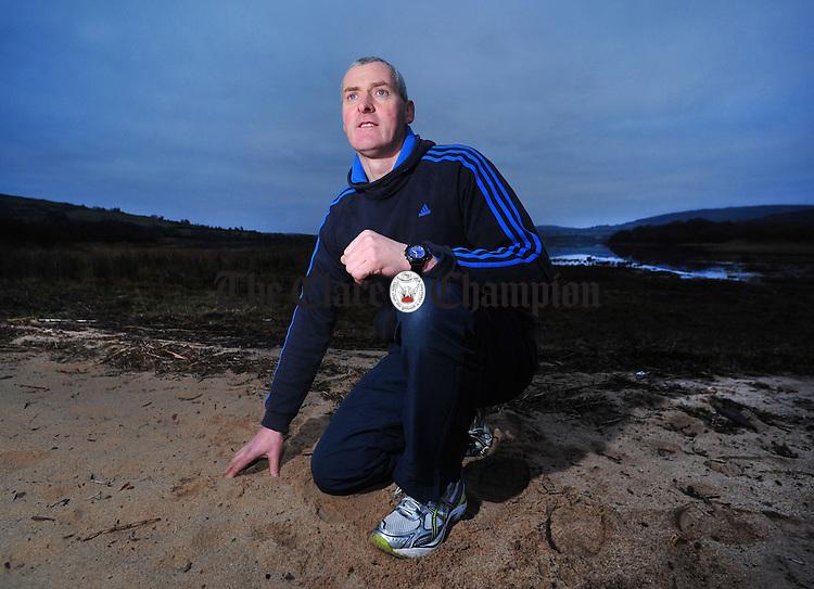 Richard Mc Arthur. Photograph by Declan Monaghan