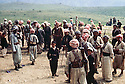 Iraq 1963  Peshmergas and villagers<br />