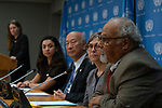 Press Briefing: Presentation of the 2018 Global Tuberculosis Report by the World Health Organization (WHO)<br /> <br /> Speakers:<br /> <br /> Dr. Tereza Kasaeva, Director, Global TB Programme, WHO<br /> H.E. Mr. Koro Bessho, Permanent Representative of Japan to the United Nations<br /> Dr. Irene Koek, Deputy Administrator for Global Health, USAID<br /> Amb. Eric Goosby, UN Special Envoy on Tuberculosis