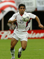 Pablo Mastroeni, Argentina vs. USA, Miami, Fla.