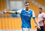 St Johnstone FC season 2017-18<br />Steven MacLean<br />Picture by Graeme Hart.<br />Copyright Perthshire Picture Agency<br />Tel: 01738 623350  Mobile: 07990 594431